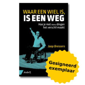 Boek – Waar een wiel is, is een weg