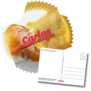 10 Carlosmomentjes kaarten